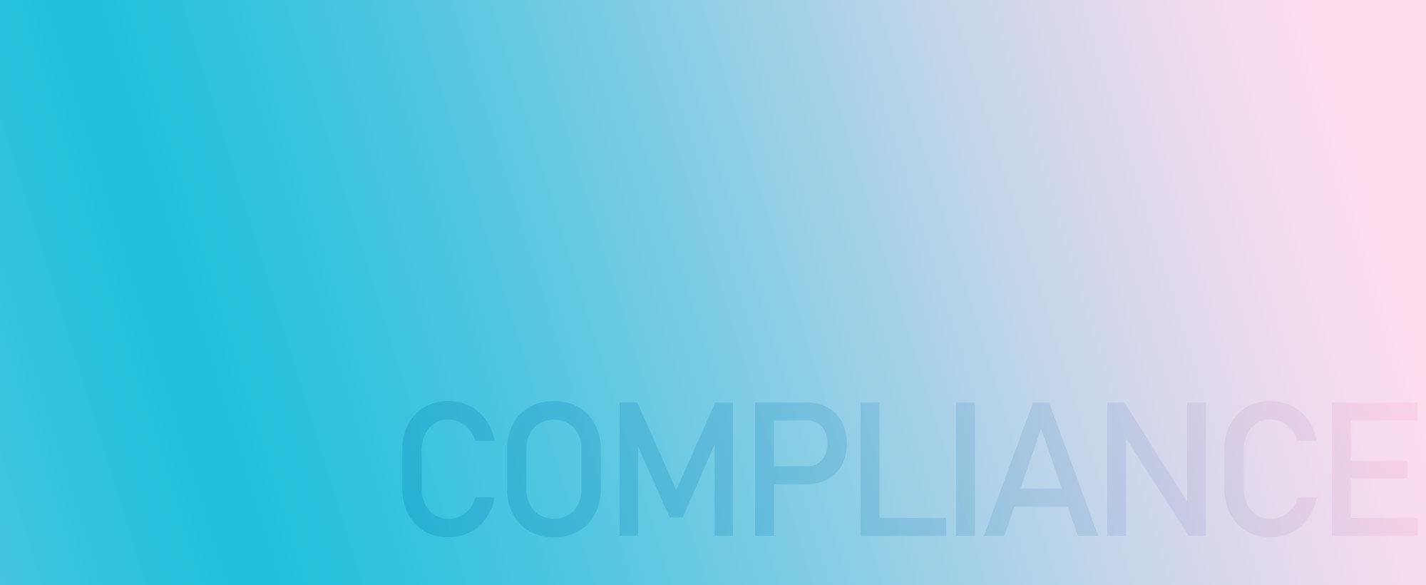 コンプライアンス推進のためのソリューション